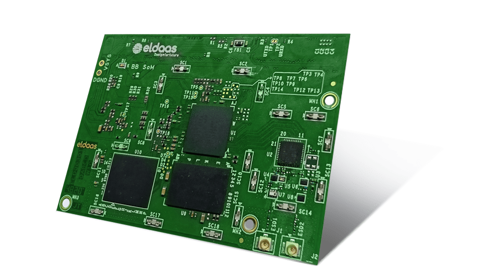 Image of elSoM-i500 System on Module from ELDAAS
